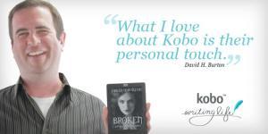 David H. Burton author of BROKEN