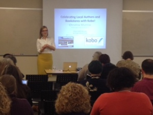 KWL Workshop at Jan's Paperbacks