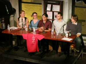 Christine, Mary, Miral, Oren, and Nathaniel share tips about valuable resources available to self-published authors.