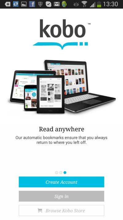 K App Create an Account