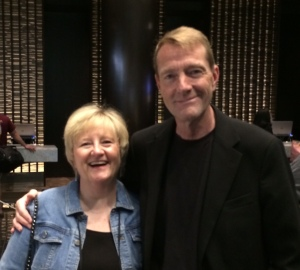 Diane and Lee Child.