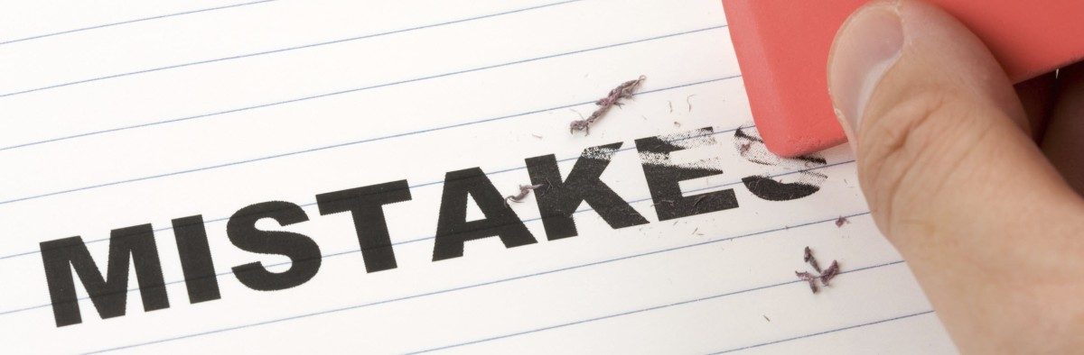 The 6 Most Common Writing Mistakes that are Missed When Editing