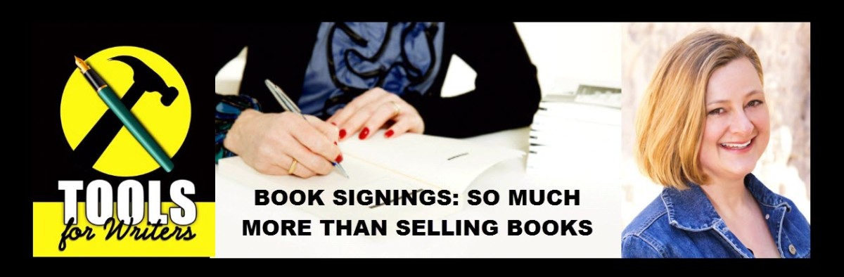Book Signings: So Much More Than Selling Books